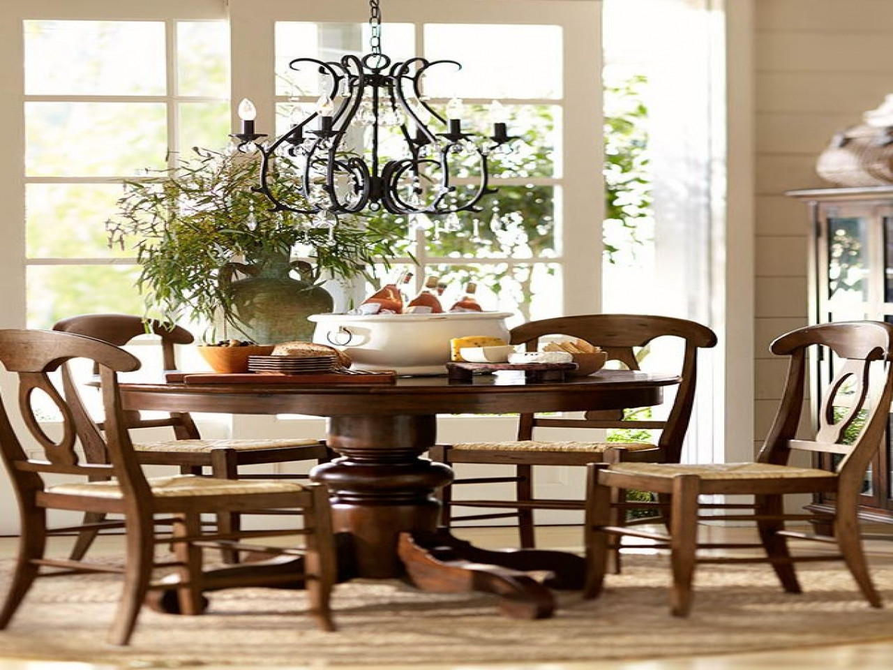 Best ideas about Pottery Barn Dining Room . Save or Pin Pottery barn style living room pottery barn dining chairs Now.
