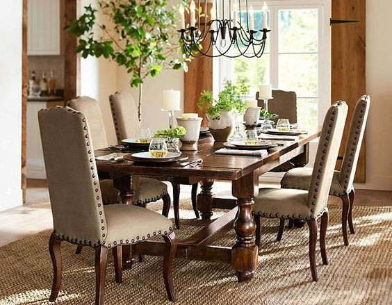 Best ideas about Pottery Barn Dining Room . Save or Pin Dining Room Ideas Pottery Barn Now.