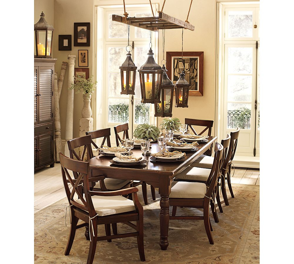Best ideas about Pottery Barn Dining Room . Save or Pin Benjamin Moore the new Pottery Barn catalog and me Now.