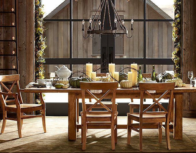 Best ideas about Pottery Barn Dining Room . Save or Pin Fall Winter 2013 Outfits Inspired by Pottery Barn Now.
