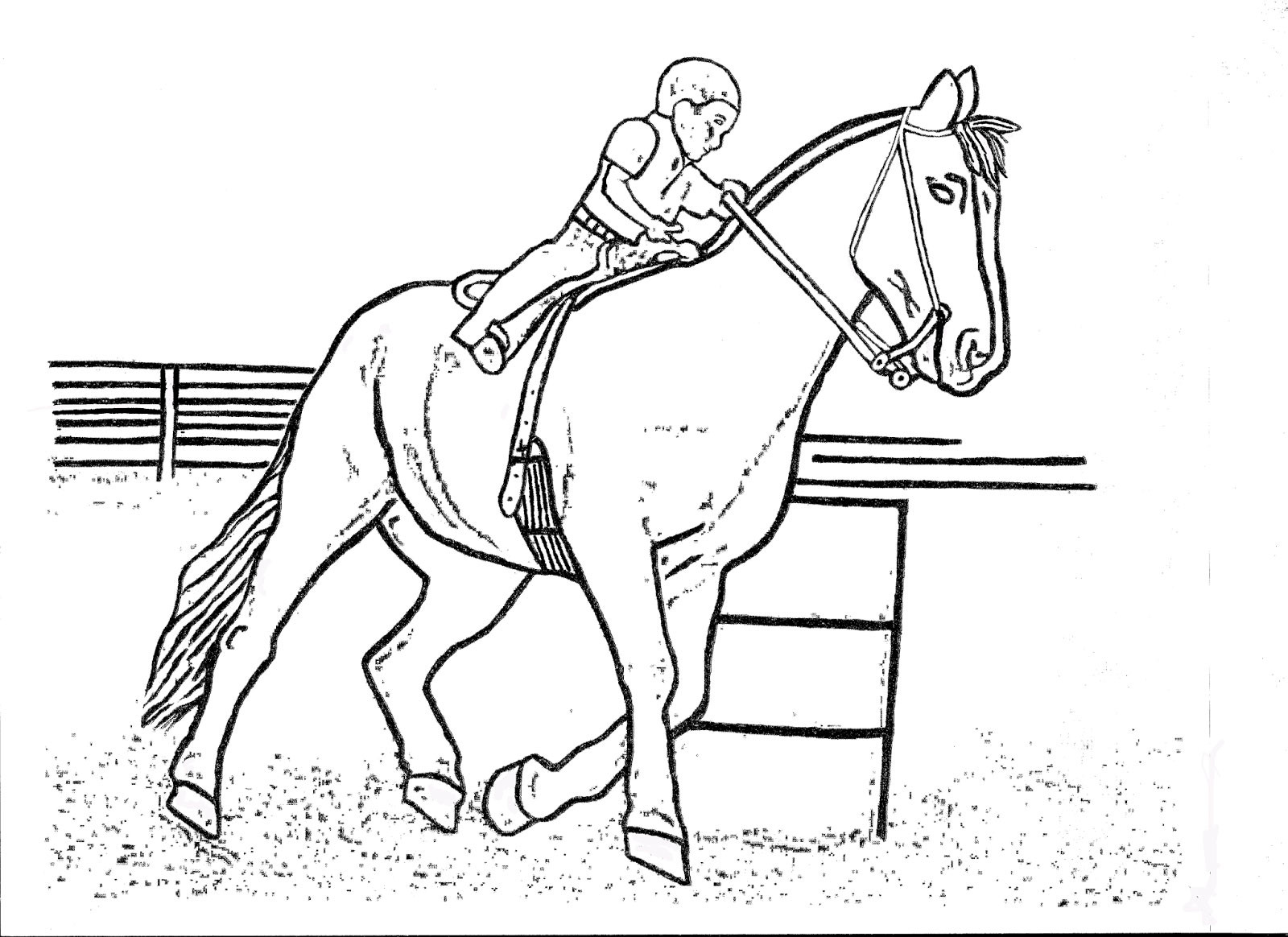 Best ideas about Printable Horse Coloring Pages For Girls . Save or Pin Free Horse Coloring Pages For Download Now.