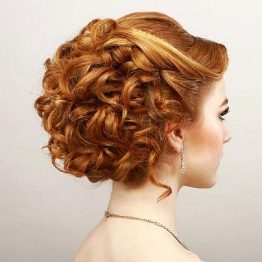 Best ideas about Prom Hairstyle Medium Hair . Save or Pin 20 Amazing Braided Hairstyles for Home ing Wedding & Prom Now.