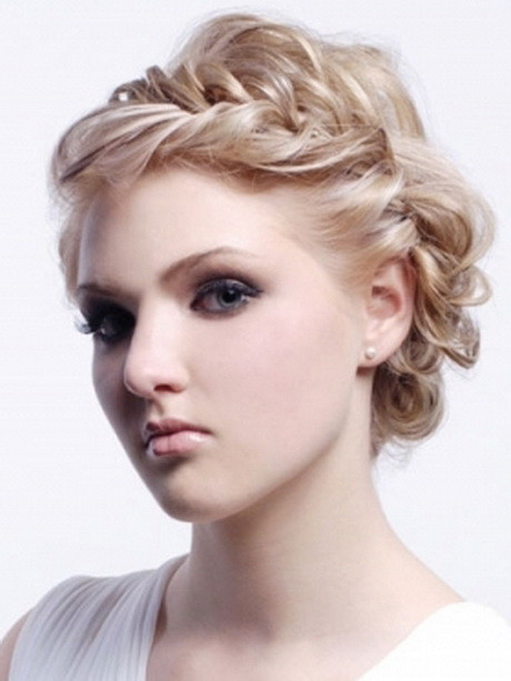Best ideas about Prom Hairstyle Medium Hair . Save or Pin Prom hairstyles medium length hair Now.