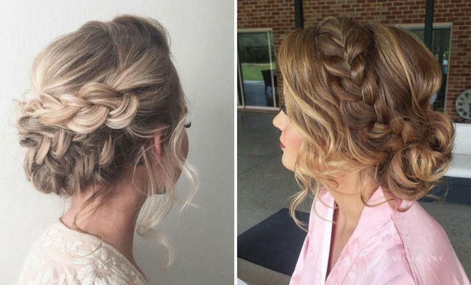 Best ideas about Prom Hairstyles Fine Hair . Save or Pin 27 Gorgeous Prom Hairstyles for Long Hair – StayGlam Now.