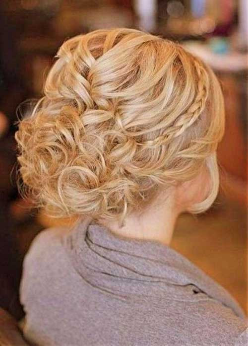 Best ideas about Prom Hairstyles Half Updo . Save or Pin 35 Prom Hairstyles for Curly Hair Now.