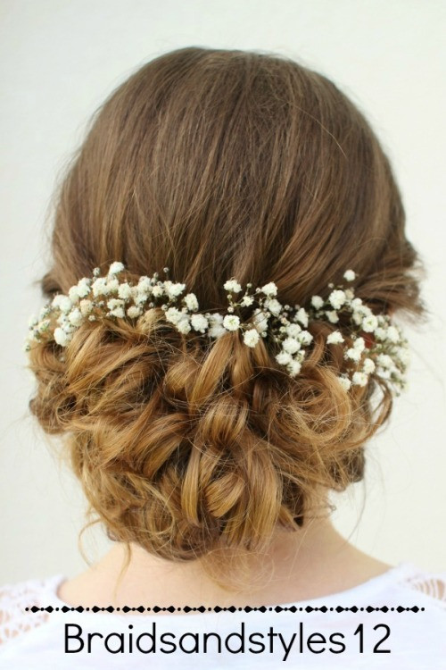Best ideas about Prom Hairstyles Tumblr . Save or Pin prom hair updos Now.