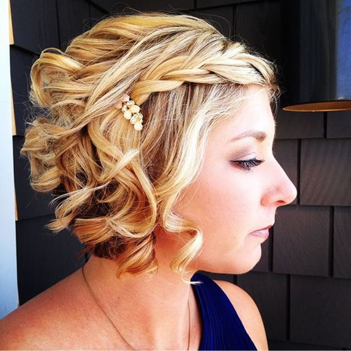 Best ideas about Prom Short Hairstyle . Save or Pin 2018 Prom Hairstyles for Dazzling Women 12 Best Prom Now.