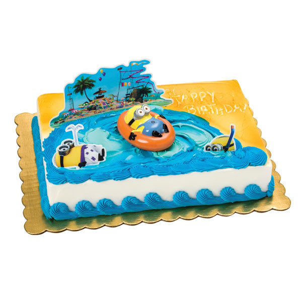 Best ideas about Publix Birthday Cake Designs . Save or Pin Publix Minions Beach Party Publix Now.