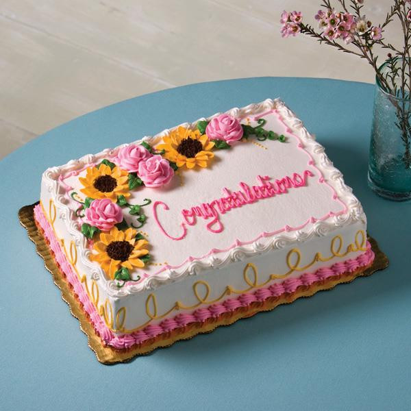 Best ideas about Publix Birthday Cake Designs . Save or Pin Floral Design Roses and Sunflowers Publix Now.