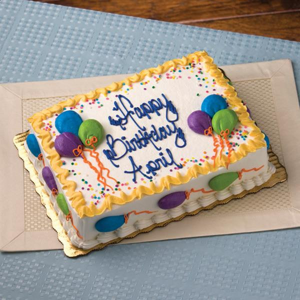 Best ideas about Publix Birthday Cake Designs . Save or Pin Let s Party Publix Now.