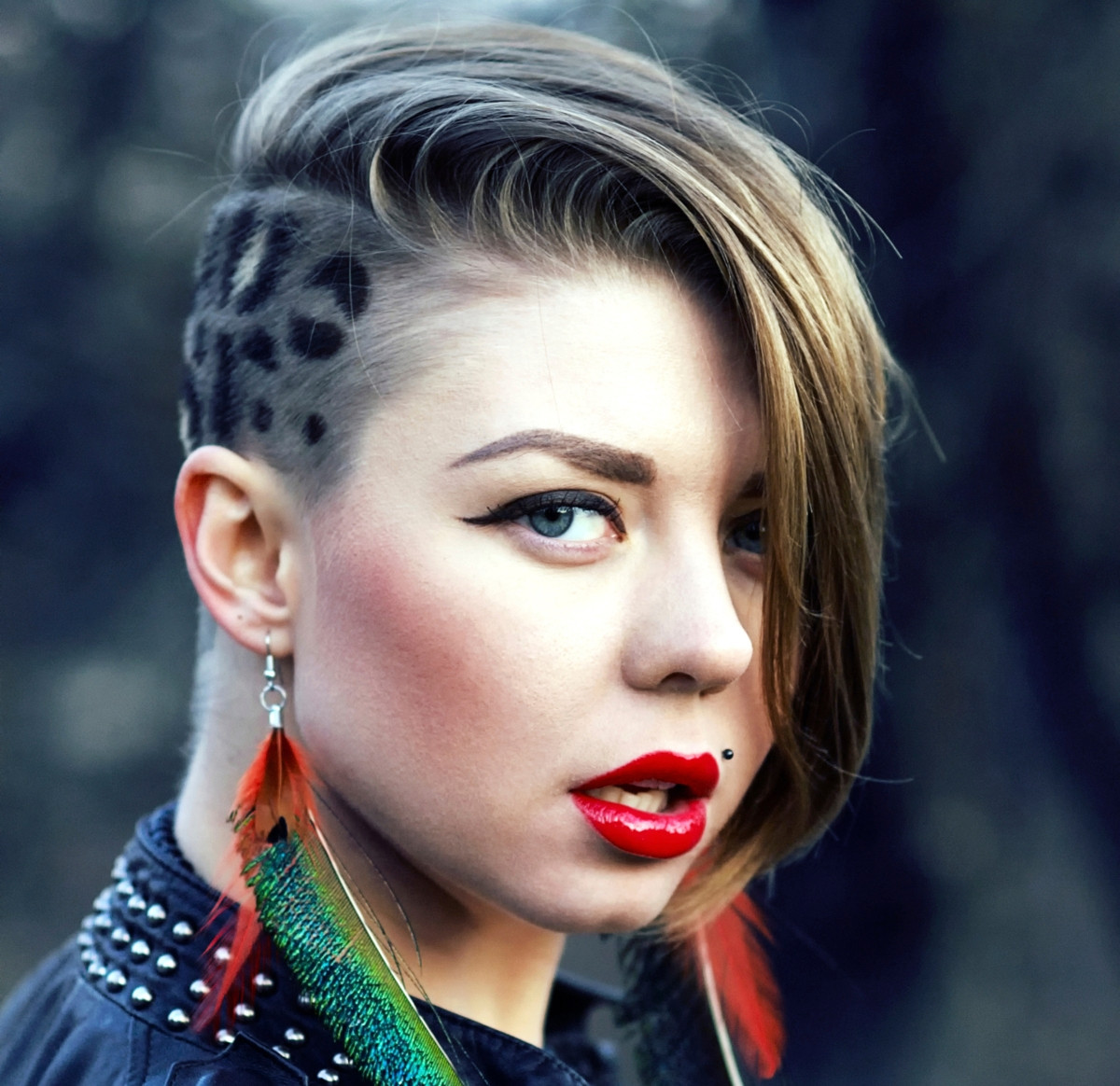Best ideas about Punk Girls Haircuts . Save or Pin Girls Dress Your Tresses With These Punk Hairstyles Now.