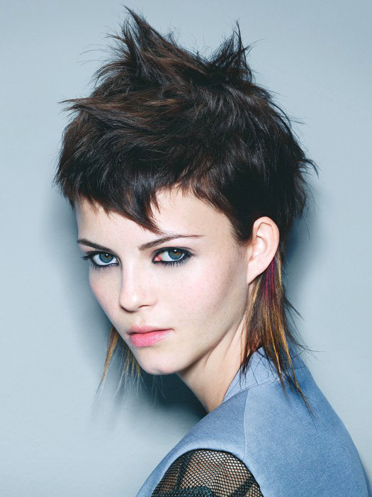 Best ideas about Punk Girls Haircuts . Save or Pin Mullet Hairstyles Now.