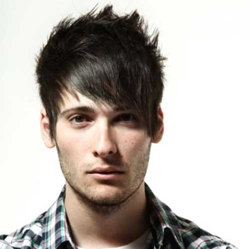 Best ideas about Punk Haircuts Male . Save or Pin 20 Best Punk Haircuts for Guys Now.