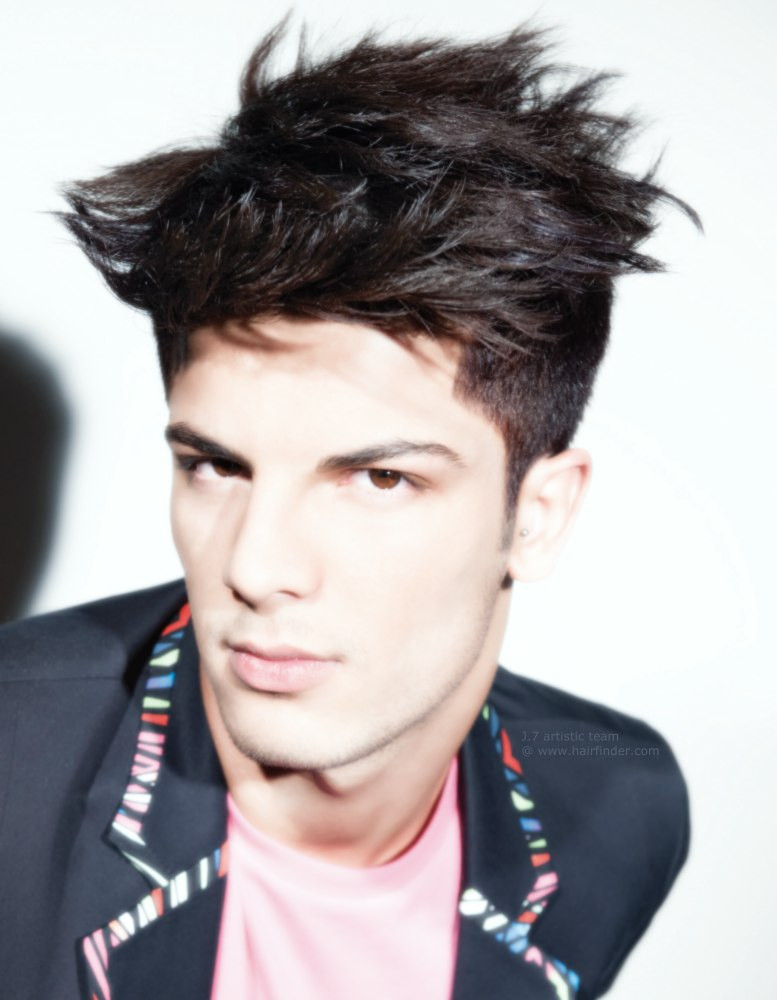 Best ideas about Punk Haircuts Male . Save or Pin Punk Hairstyles Male Now.