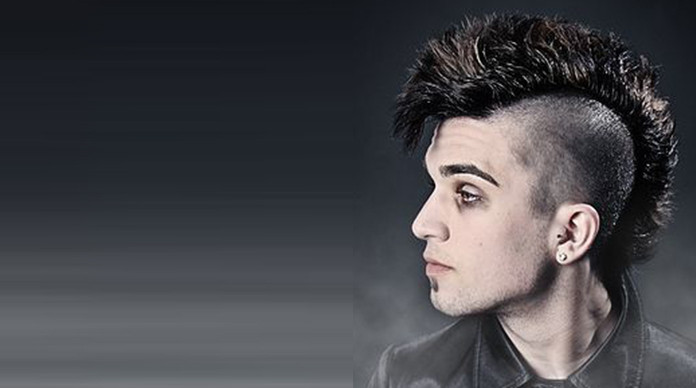 Best ideas about Punk Haircuts Male . Save or Pin Punk Haircuts 40 Best Punk Hairstyles for Boys and Men Now.
