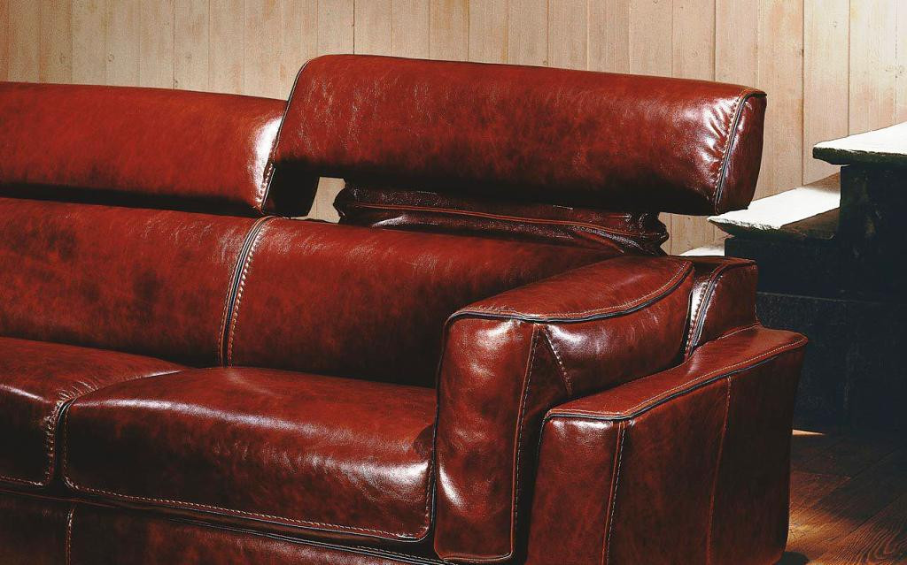 Best ideas about Red Recliner Sofa . Save or Pin Red Leather Reclining Sofas Home Design The Hidden Gem Now.