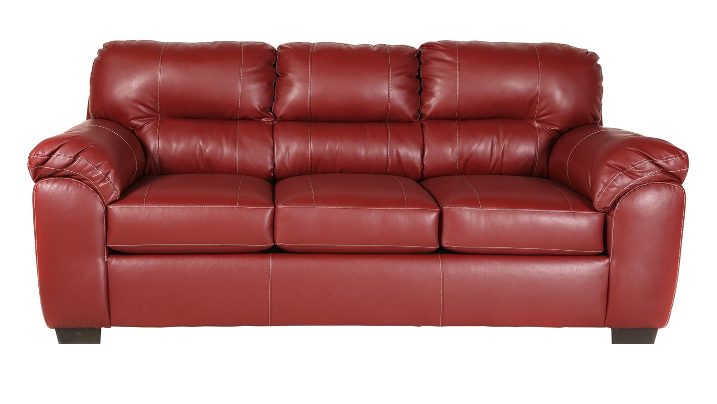 Best ideas about Red Recliner Sofa . Save or Pin Red Sofa Recliner Ashley Furniture Red Leather Sofa TheSofa Now.