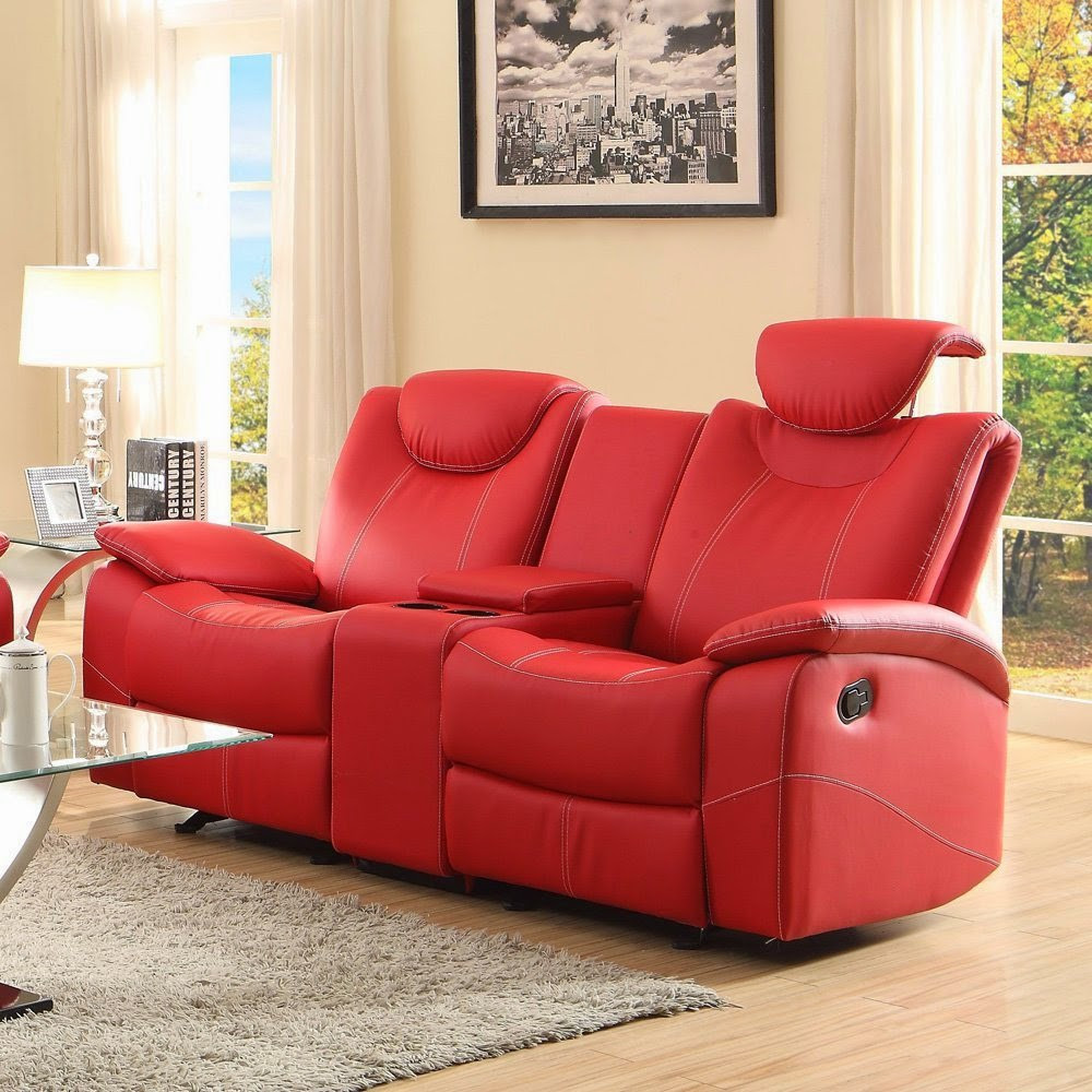 Best ideas about Red Recliner Sofa . Save or Pin Reclining Sofas For Sale Cheap Red Leather Reclining Sofa Now.