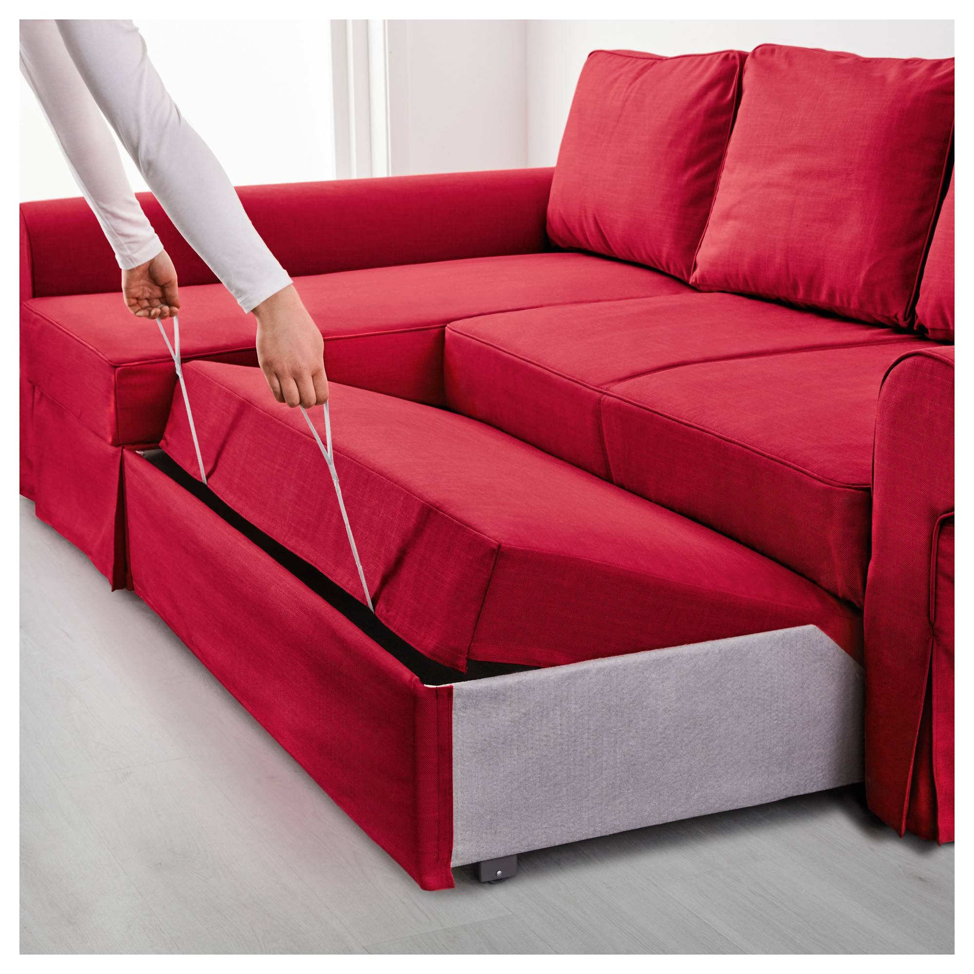 Best ideas about Red Sofa Beds . Save or Pin 2018 Latest Red Sofa Beds Ikea Now.
