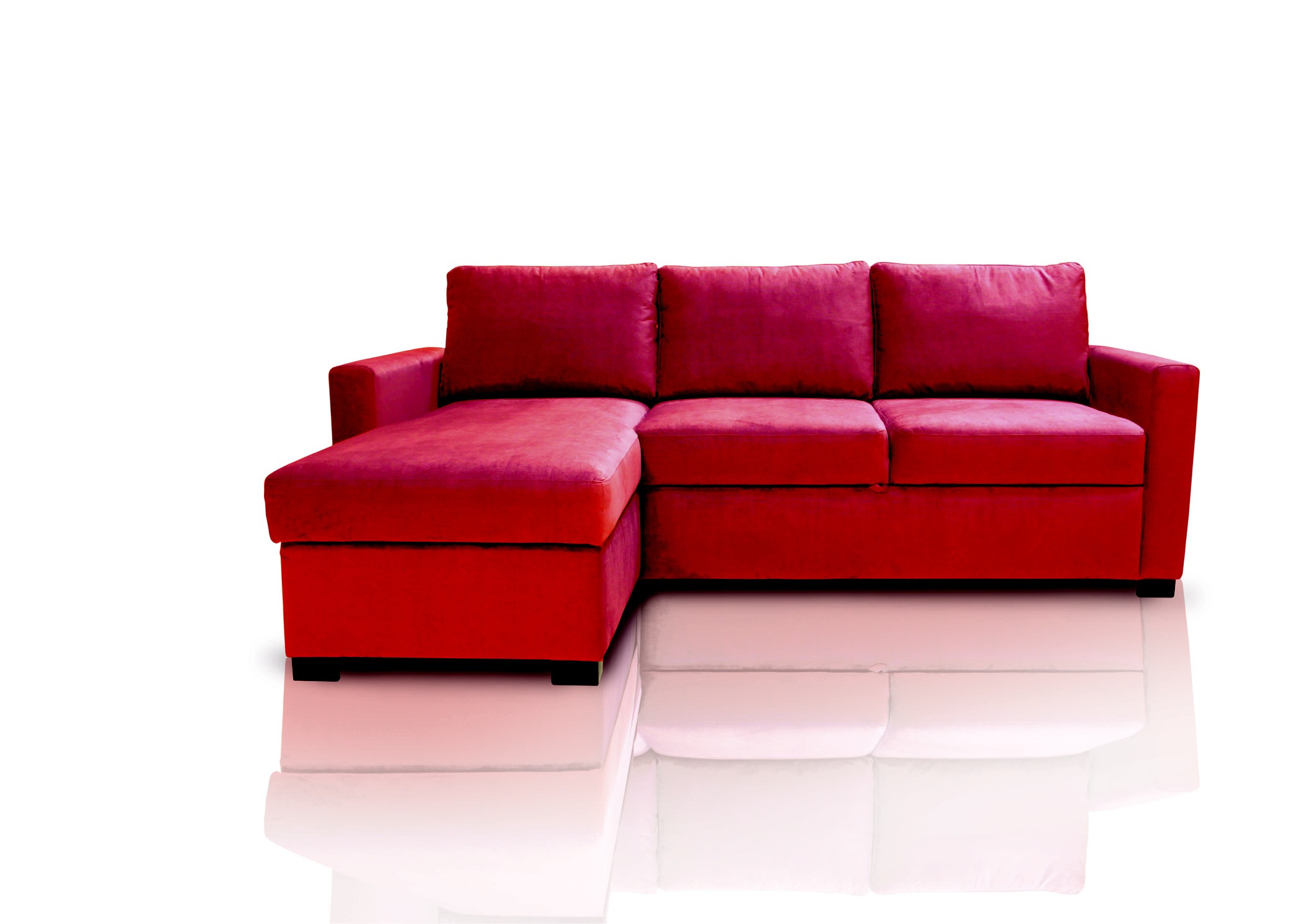 Best ideas about Red Sofa Beds . Save or Pin red sofa bed Glasgow West End Now.