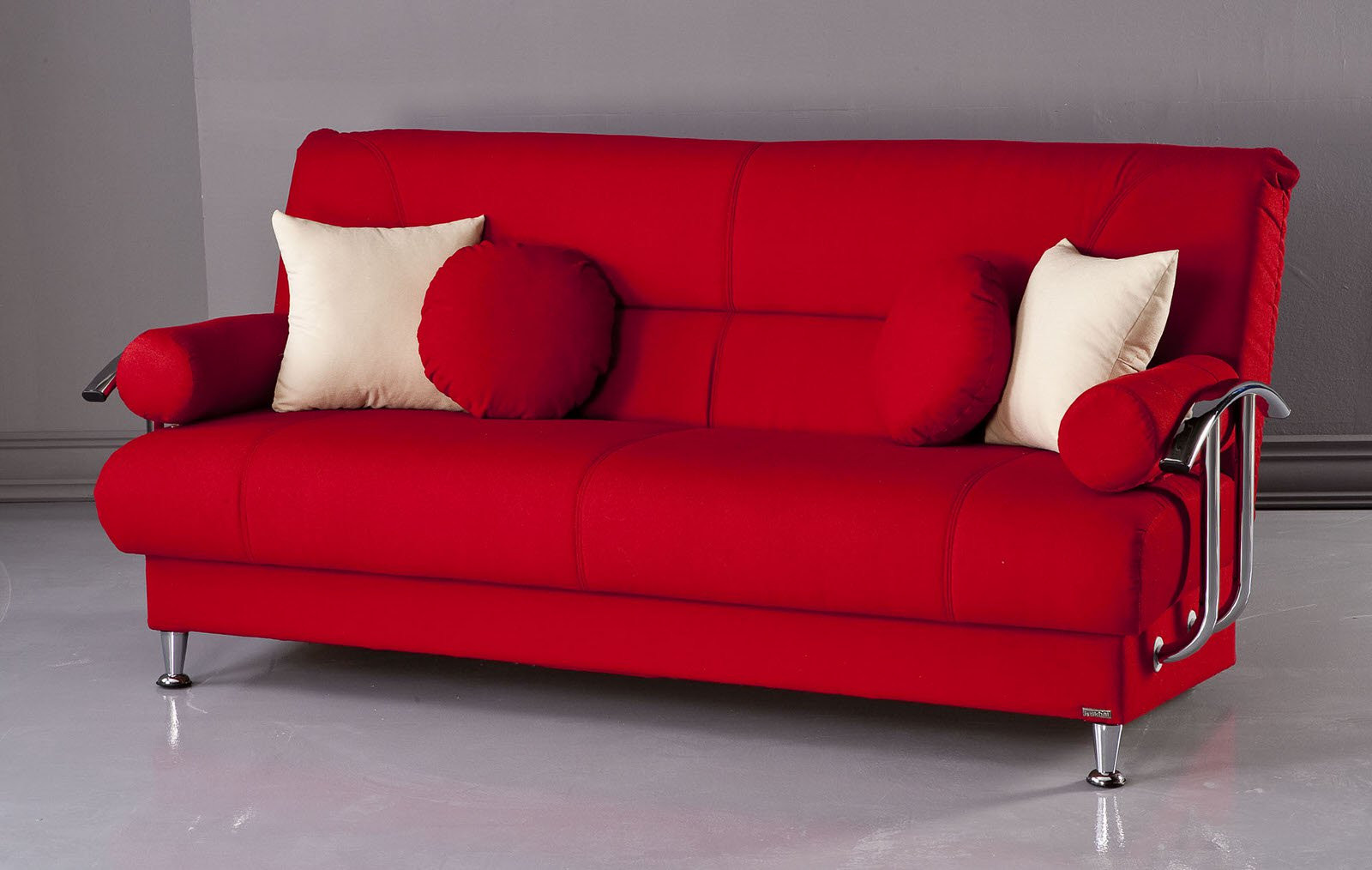 Best ideas about Red Sofa Beds . Save or Pin Best Tetris Red Convertible Sofa Bed by Sunset Now.