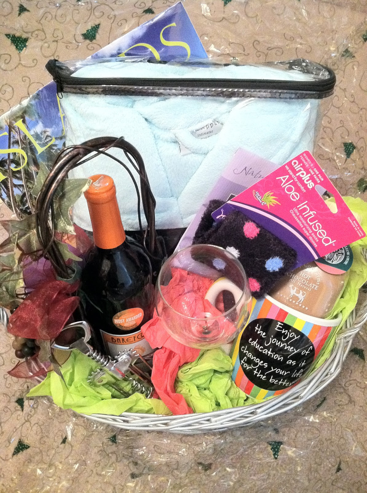 Best ideas about Relaxation Gift Ideas . Save or Pin School Counselor Blog December 2011 Now.