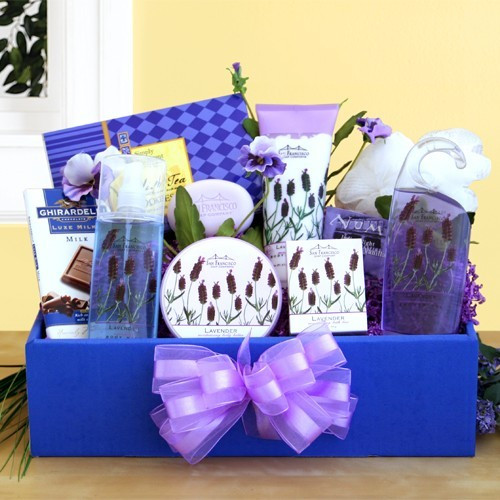 Best ideas about Relaxation Gift Ideas . Save or Pin Lavender Relaxation Gift Now.