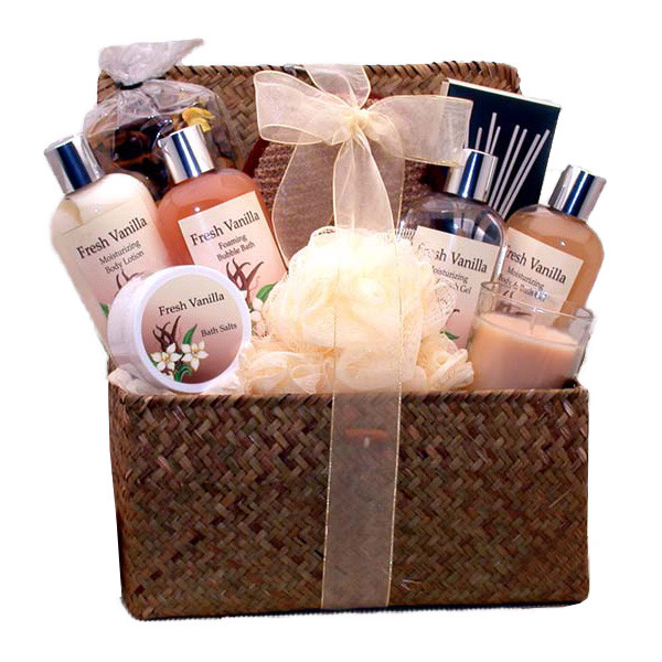 Best ideas about Relaxation Gift Ideas . Save or Pin Blissful Relaxation Spa Gift Basket by BroadwayBasketeers Now.