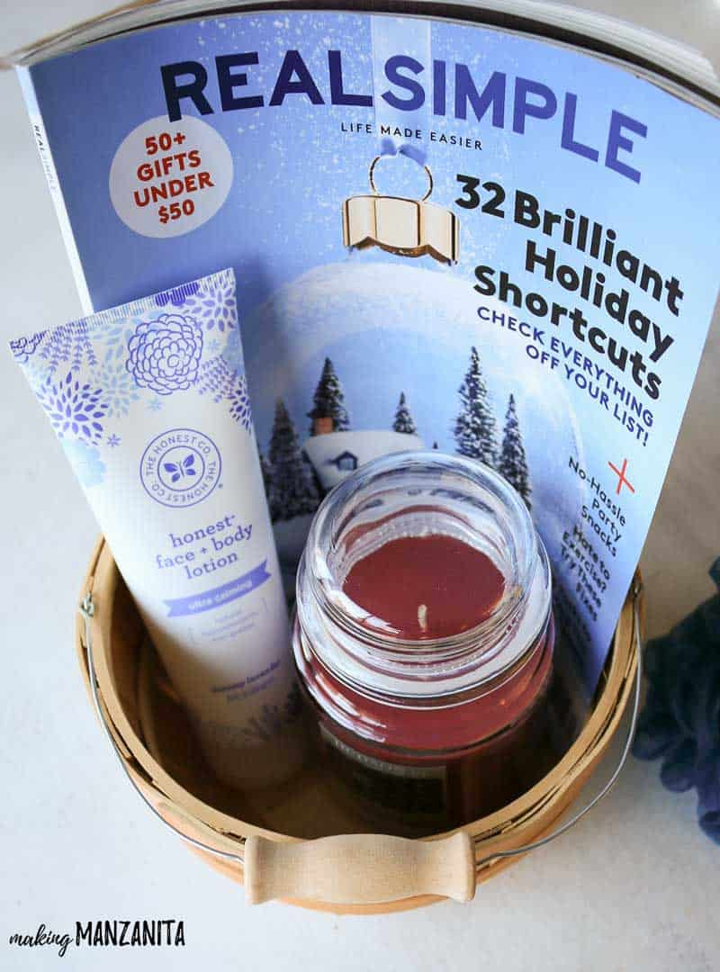 Best ideas about Relaxation Gift Ideas . Save or Pin Relaxing Bath Gift Basket with free printable tags Now.