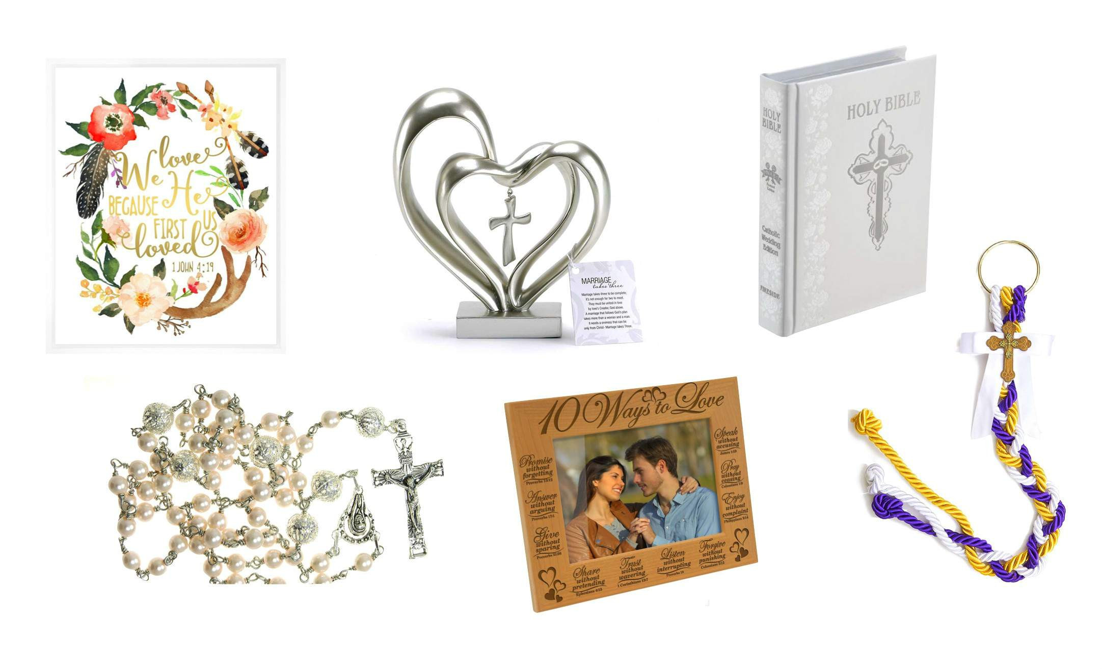 Best ideas about Religious Gift Ideas . Save or Pin Top 10 Best Christian Wedding Gifts Now.