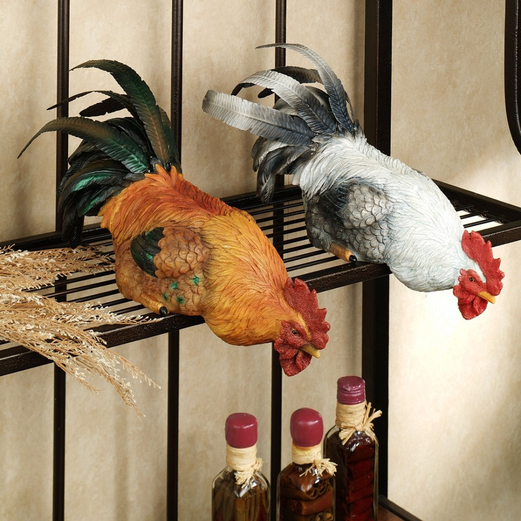 Best ideas about Rooster Kitchen Decor . Save or Pin Home Design Ideas Owing the Exciting Interior Style with Now.