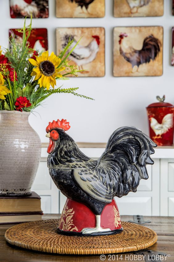 Best ideas about Rooster Kitchen Decor . Save or Pin Pinterest • The world's catalog of ideas Now.