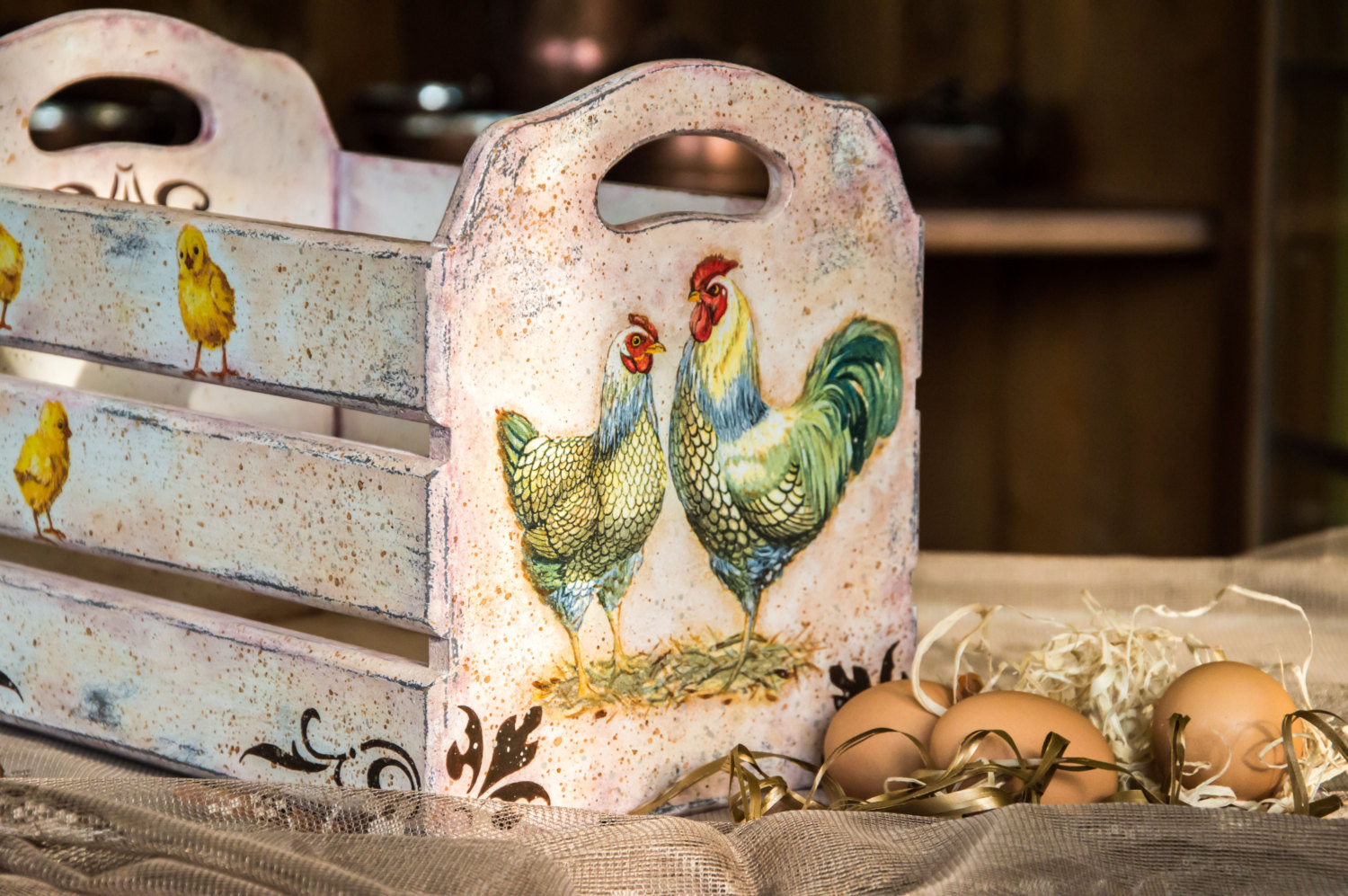 Best ideas about Rooster Kitchen Decor . Save or Pin Farmhouse Decor Rooster Kitchen Decor Country Rooster Now.