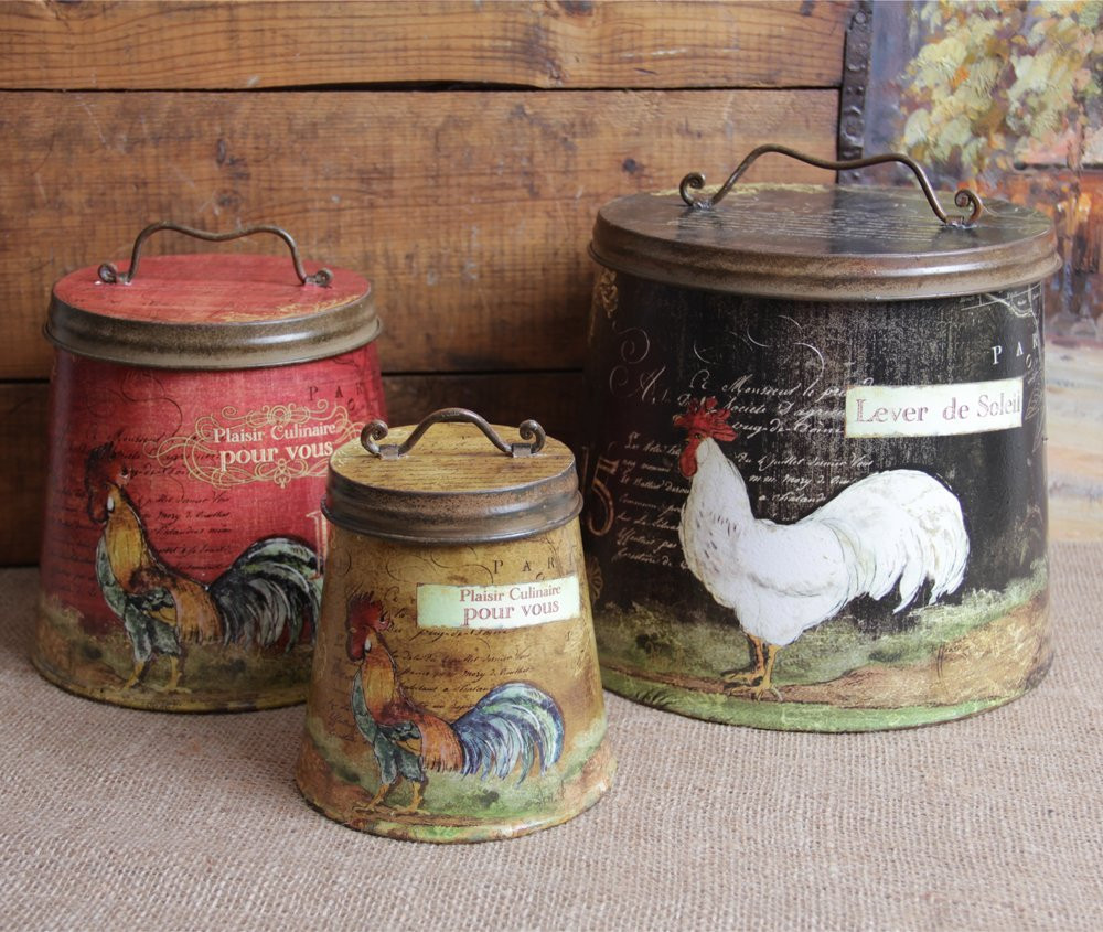 Best ideas about Rooster Kitchen Decor . Save or Pin Kitchen Accessories Roosters Now.