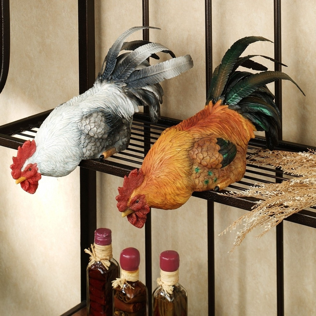 Best ideas about Rooster Kitchen Decor . Save or Pin Stylish Rooster Decor For Kitchen Rooster Kitchen Decor Now.