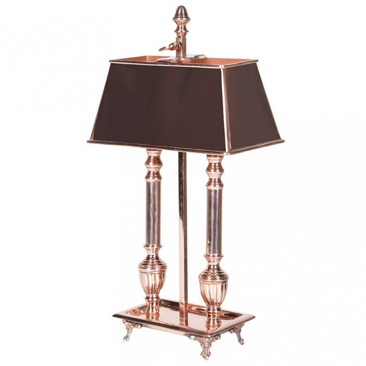 Best ideas about Rose Gold Desk Lamp . Save or Pin Antique Style Rose Gold Desk Lamp Now.