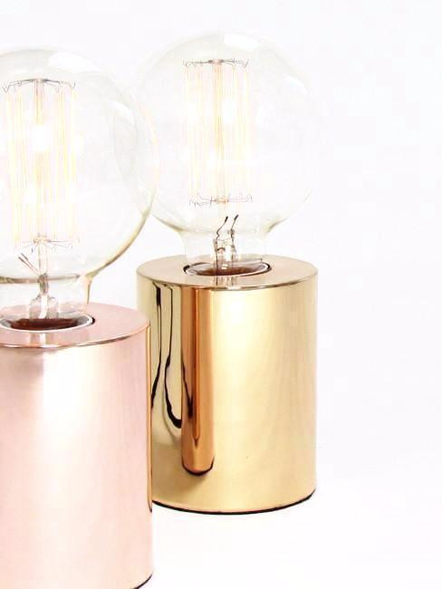 Best ideas about Rose Gold Desk Lamp . Save or Pin Sil Table Lamp Rose Gold Now.