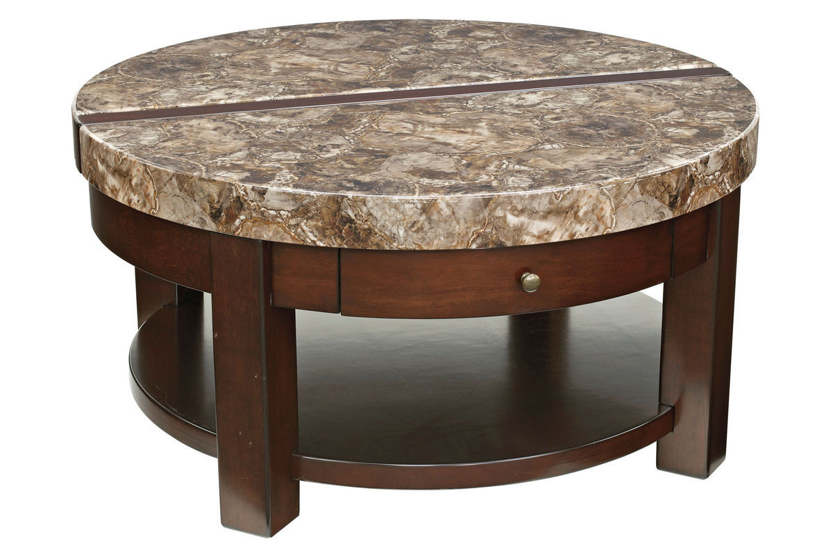 Best ideas about Round Lift Top Coffee Table . Save or Pin Kraleen Round Lift Cocktail Table at Gardner White Now.