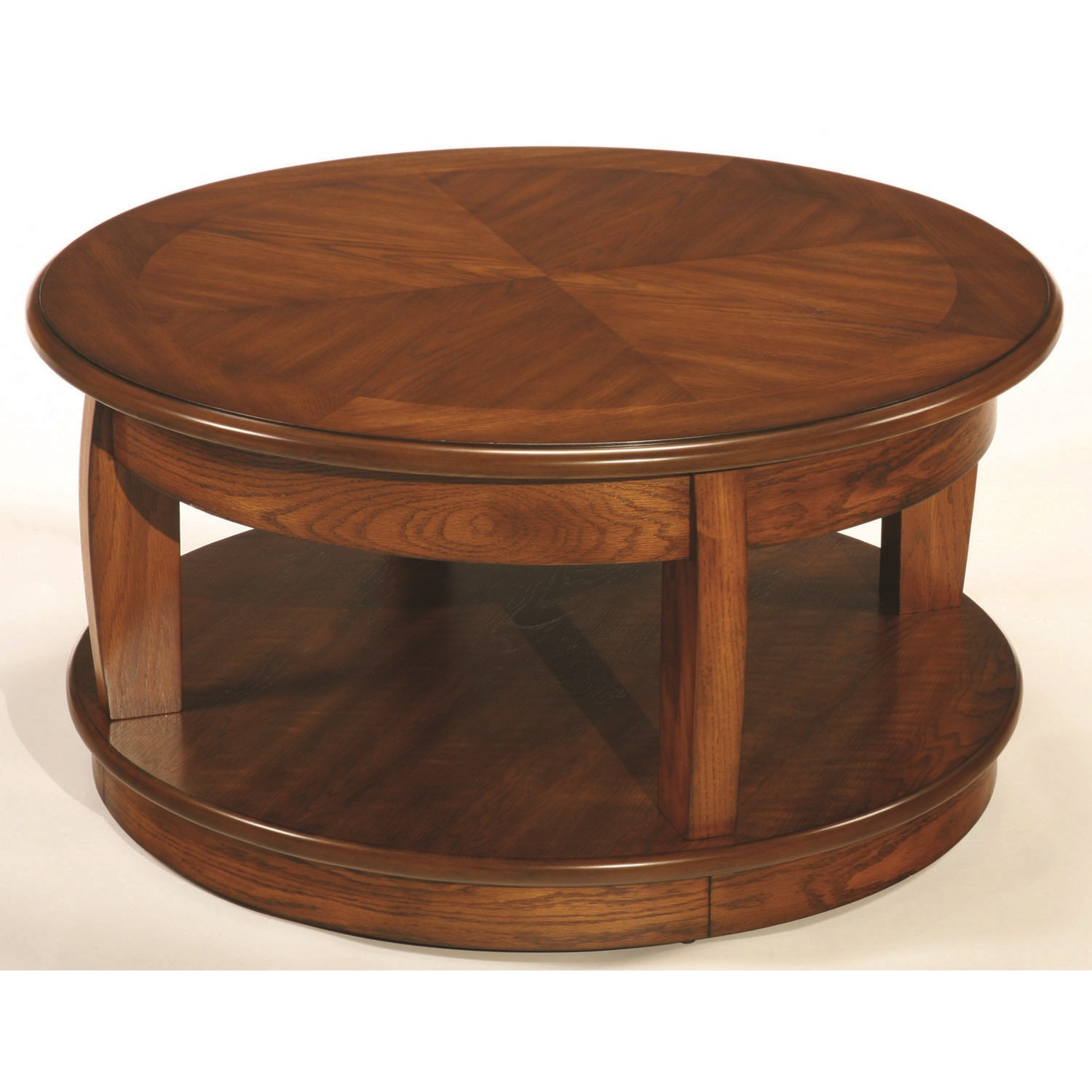 Best ideas about Round Lift Top Coffee Table . Save or Pin Hammary Furniture Ascend Round Lift Top Coffee Table Now.
