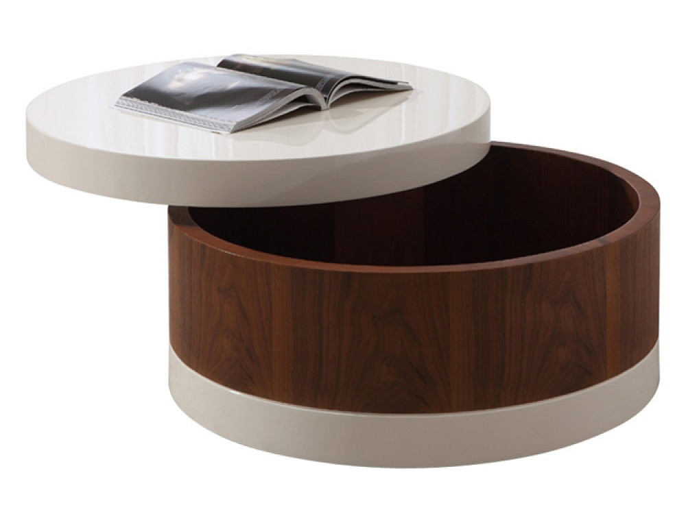 Best ideas about Round Storage Coffee Table . Save or Pin Coffee Tables Ideas coffee tables with storage ottomans Now.