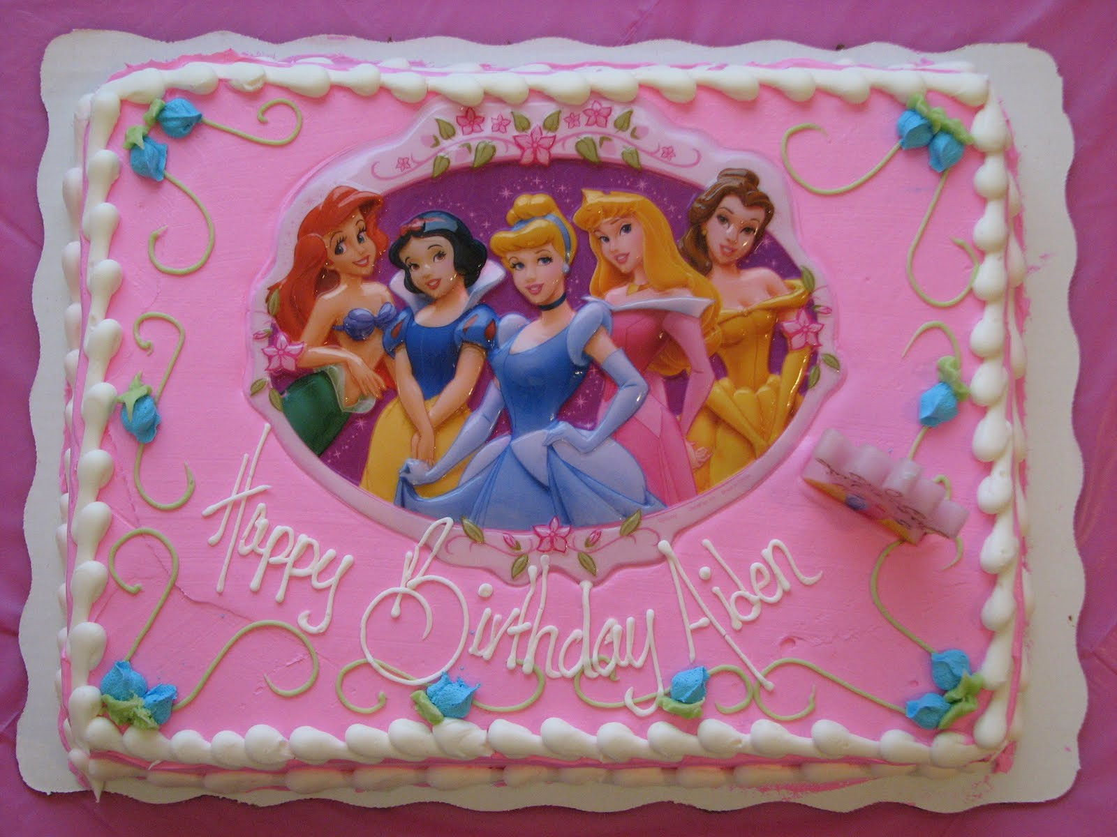 Best ideas about Sam Club Bakery Birthday Cake Designs . Save or Pin 10 Princess Birthday Cakes Sam s Club Sam Club Now.