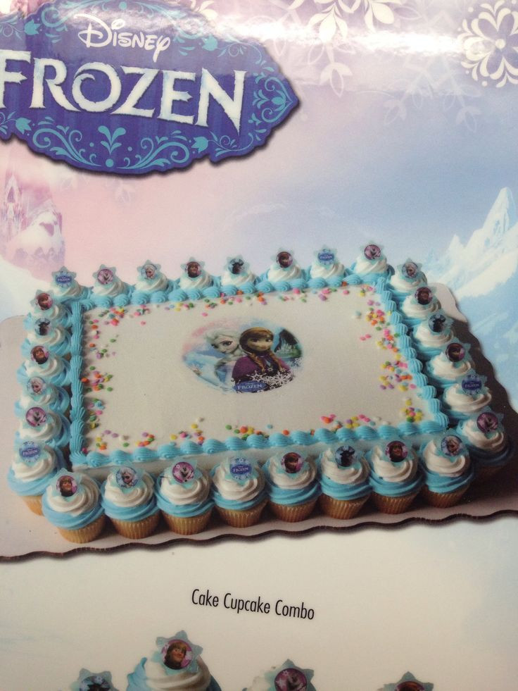Best ideas about Sam Club Bakery Birthday Cake Designs . Save or Pin Frozen Sam s Club Birthday Cake Cupcake bo Now.