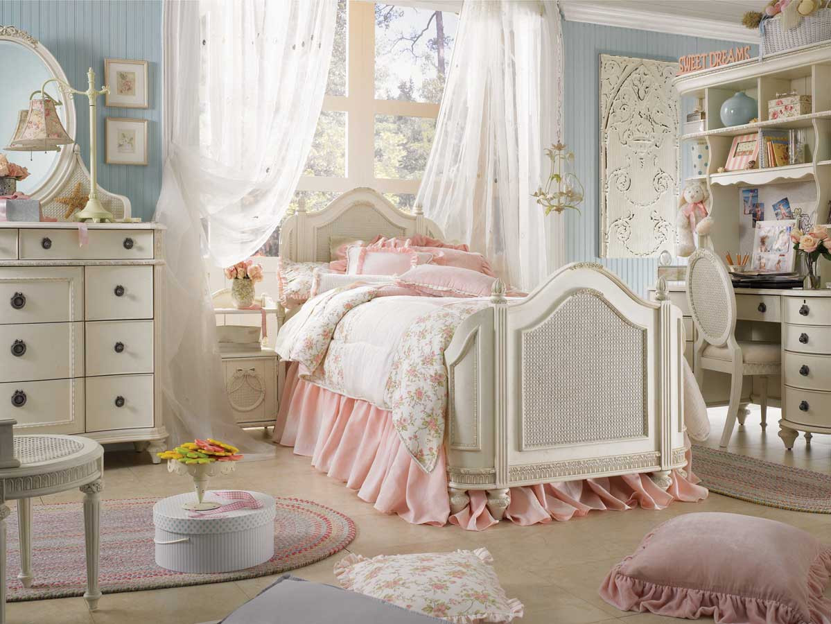 Best ideas about Shabby Chic Bedroom Sets . Save or Pin Cheap Bedroom Lamps Now.