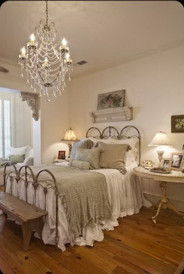 Best ideas about Shabby Chic Bedroom Sets . Save or Pin 30 Shabby Chic Bedroom Ideas Decor and Furniture for Now.