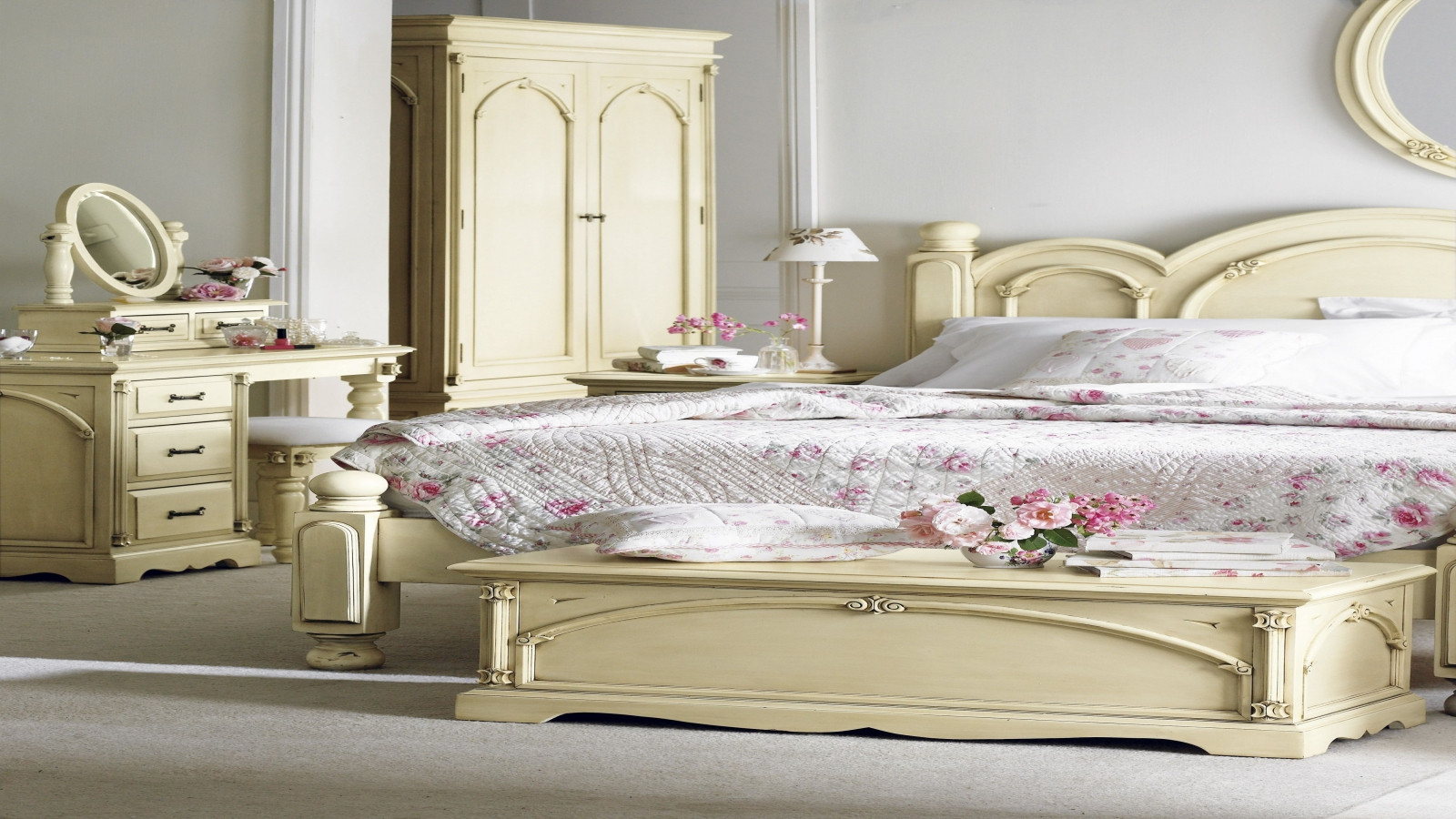 Best ideas about Shabby Chic Bedroom Sets . Save or Pin Shabby Chic Bedroom Furniture Now.
