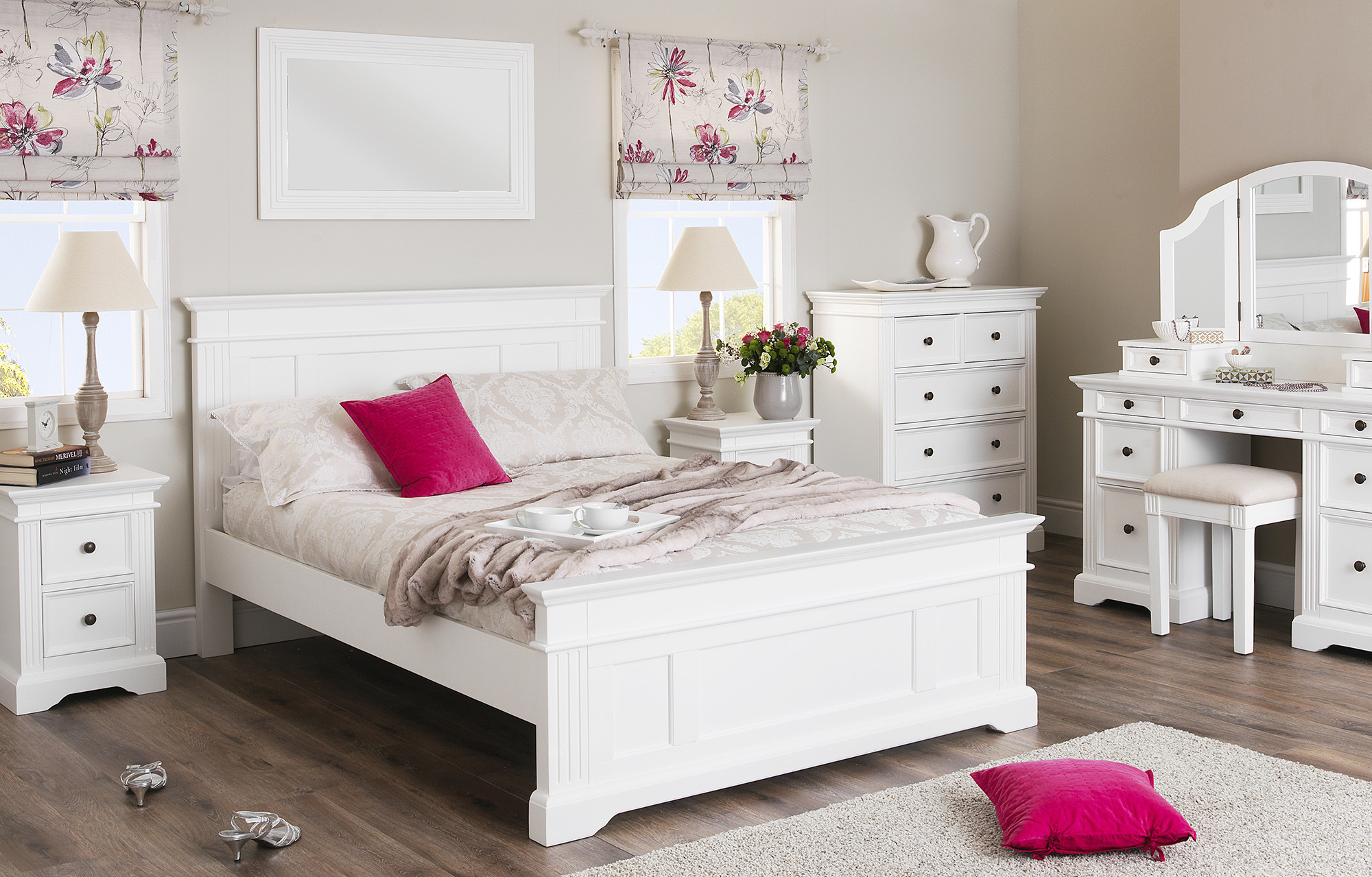 Best ideas about Shabby Chic Bedroom Sets . Save or Pin Older times with shabby chic bedroom furniture Now.