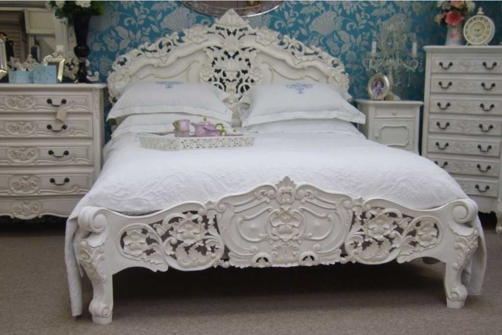 Best ideas about Shabby Chic Bedroom Sets . Save or Pin Shabby Chic Bedroom Furniture Ideas With A Refined Now.