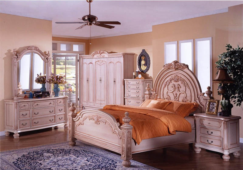 Best ideas about Shabby Chic Bedroom Sets . Save or Pin shabby chic bedroom furniture Furniture Now.