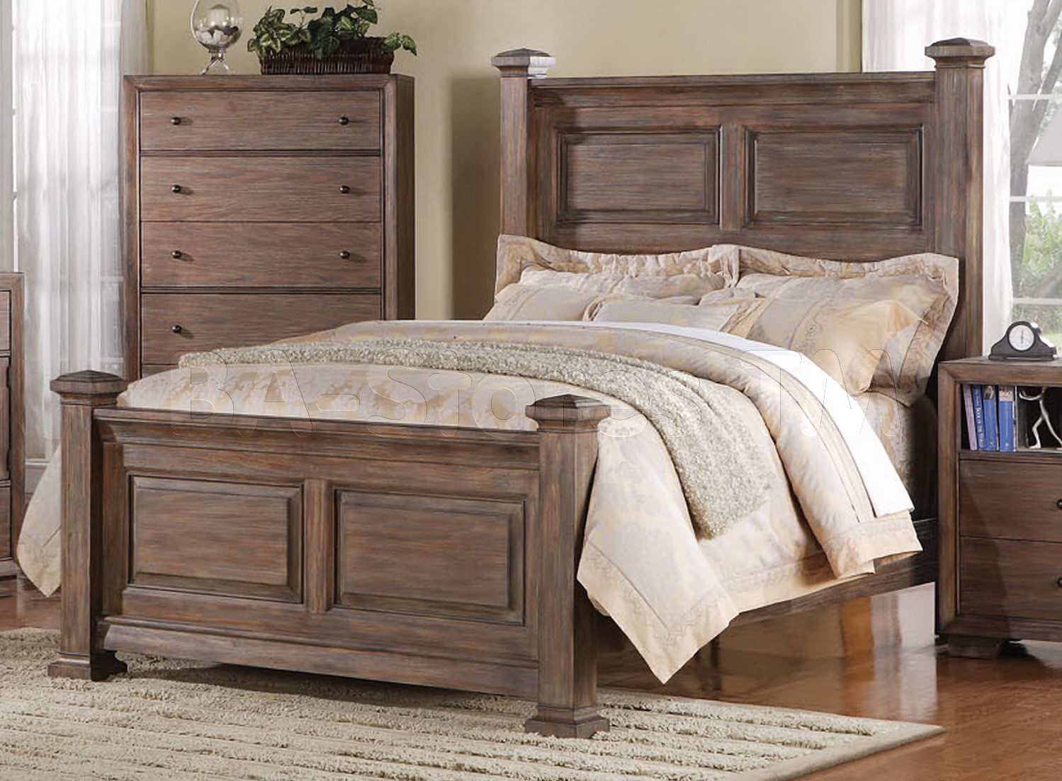 Best ideas about Shabby Chic Bedroom Sets . Save or Pin Exterior furniture distressed bedroom furniture shabby Now.
