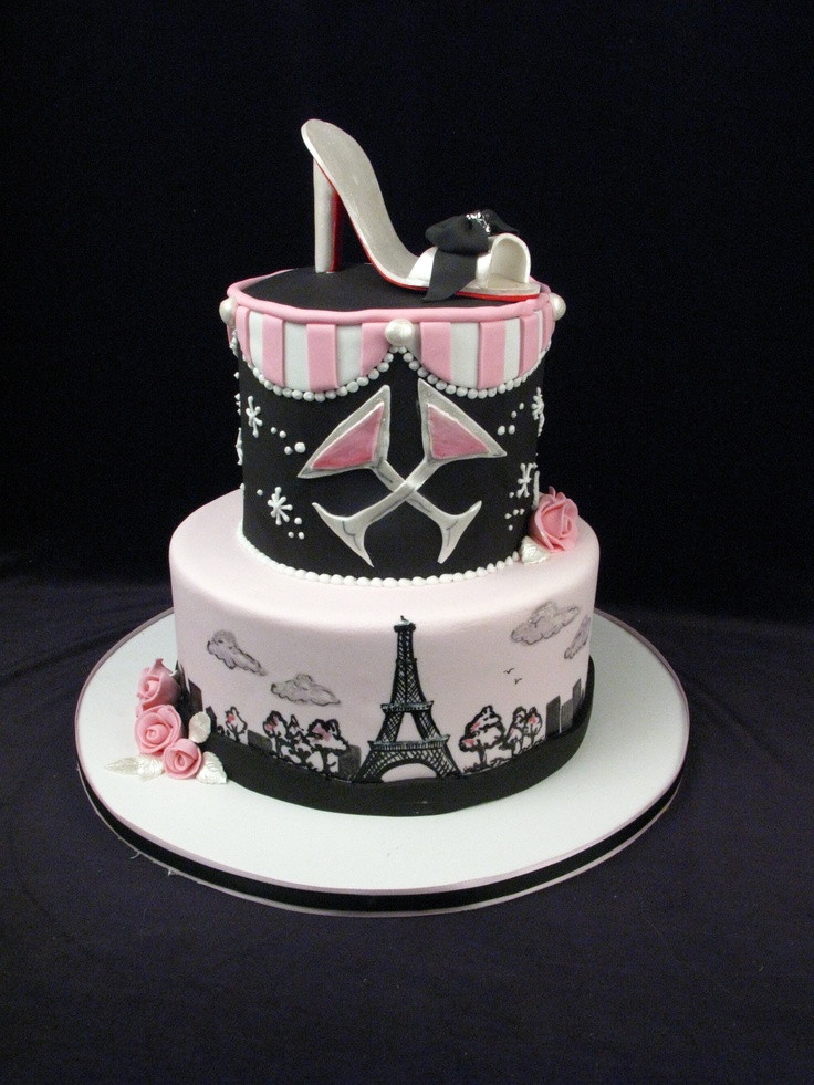 Best ideas about Shoes Birthday Cake . Save or Pin Shoes Birthday Cakes Now.
